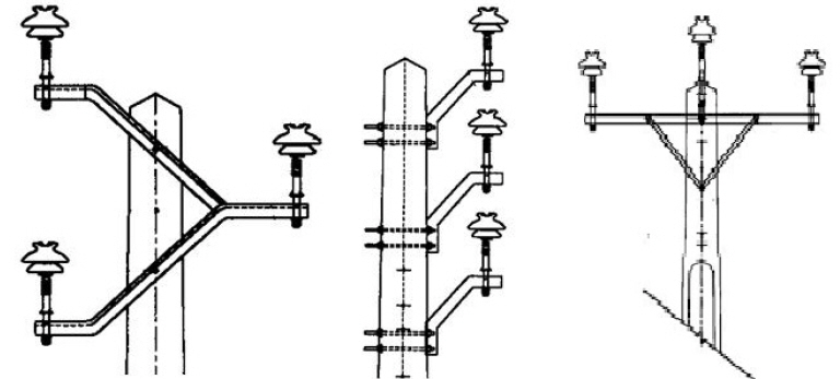 health effects study and safe distance determination near an electrical distribution network
